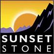 sunset stone
